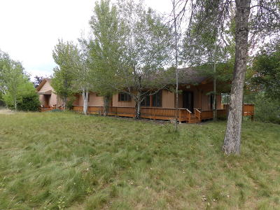 Victor Single Family Home For Sale: 1754 Highway 93 N