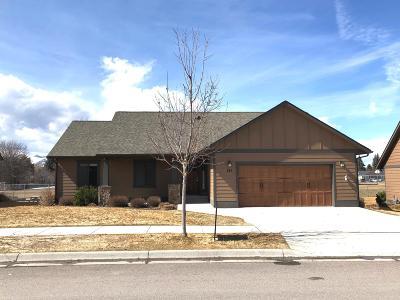 Missoula Single Family Home For Sale: 641 Preston Street
