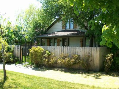 Kalispell Single Family Home For Sale: 162 5th Avenue East North