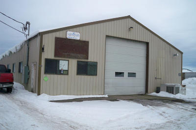 Kalispell Commercial For Sale: 4063 Highway 93 South