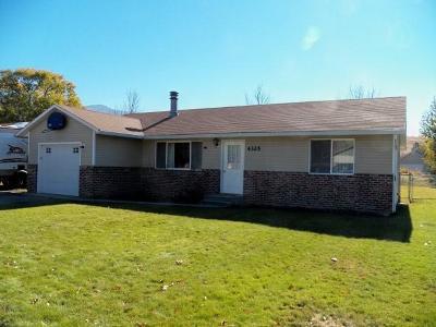 Missoula Single Family Home For Sale: 4325 Larkspur Drive