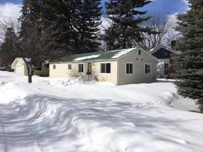 Flathead County Single Family Home Under Contract Taking Back-Up : 570 Park Avenue