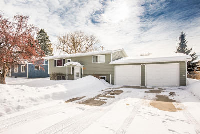 Kalispell Single Family Home For Sale: 14 Glacier Street