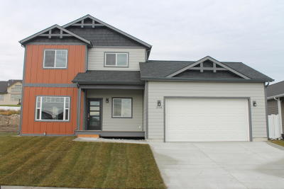Kalispell Single Family Home For Sale: 358 Mountain Vista Way