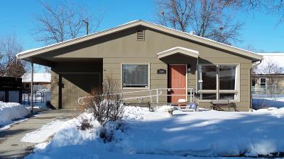 Missoula Single Family Home For Sale: 1804 Dixon Avenue