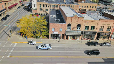 Flathead County Commercial For Sale: 211 Main Street South