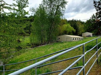 Missoula Residential Lots & Land For Sale: 6015 Hayes Creek Road