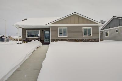 Kalispell Single Family Home For Sale: 285 Short Pine Drive