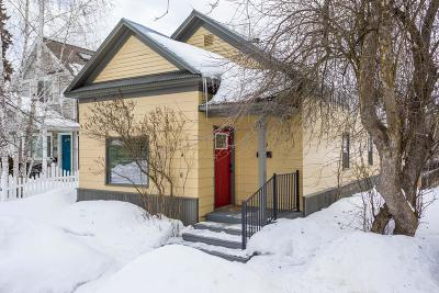 Whitefish Single Family Home For Sale: 29 O'brien Avenue