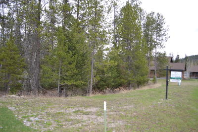 Flathead County Residential Lots & Land For Sale: 121 Stumptown Loop