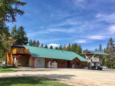 Flathead County Commercial For Sale: 8395/8405 Highway 2 West