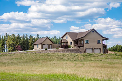 Flathead County Single Family Home For Sale: 2957 Rufenach Lane