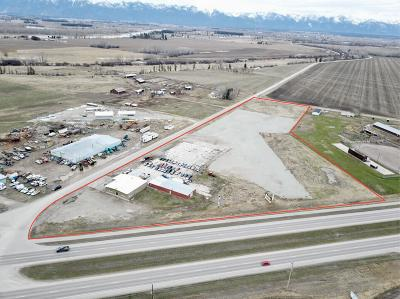 Kalispell Commercial For Sale: 210 Auction Road
