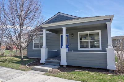 Missoula Single Family Home Under Contract Taking Back-Up : 2789 Renae Court