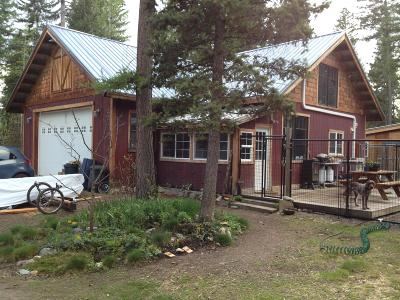 Whitefish, Olney Single Family Home Under Contract Taking Back-Up : 4244 Us Highway 93 West