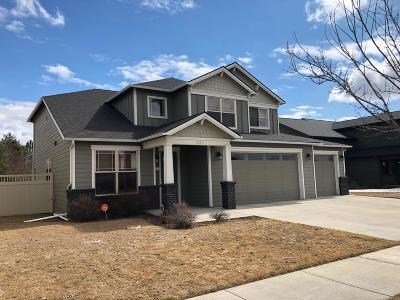 Kalispell Single Family Home Under Contract Taking Back-Up : 691 Mountain View Drive