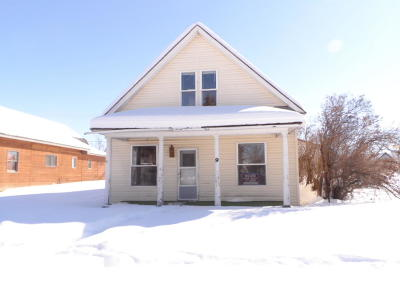 Polson Single Family Home For Sale: 9 6th Avenue West