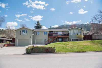 Missoula Single Family Home For Sale: 311 Ben Hogan Drive