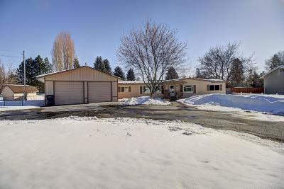 Kalispell Single Family Home For Sale: 325 Mountain View Drive