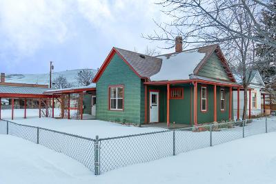 Missoula Single Family Home For Sale: 518 Sherwood Street
