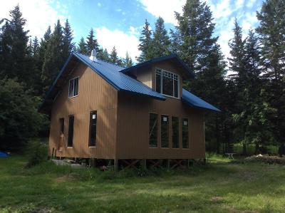 Kila Single Family Home For Sale: Nhn Bales Creek Trail