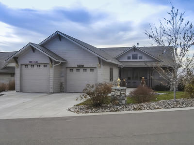 Lake County Single Family Home For Sale: 293 Montana Landing