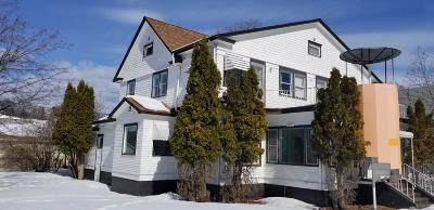 Missoula Multi Family Home Under Contract Taking Back-Up : 228 Eddy Avenue