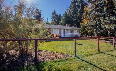 Missoula Single Family Home Under Contract Taking Back-Up : 3325 Eldora Lane