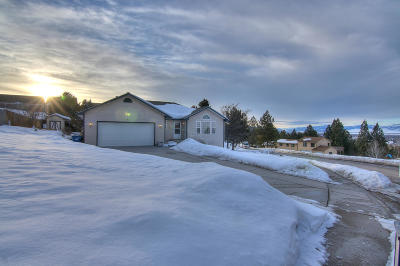 Missoula Single Family Home Under Contract Taking Back-Up : 109 Alliance Way