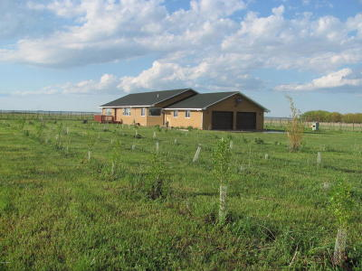 Choteau Single Family Home For Sale: 97 Othala Lane