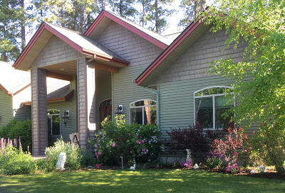 Kalispell Single Family Home For Sale: 1163 Odegard Farm Road