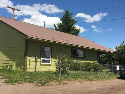East Glacier Park Single Family Home For Sale: 115 Glacier Avenue
