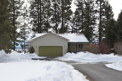 Kalispell Single Family Home For Sale: 41 Sky Ridge Trail