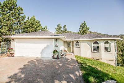 Helena Single Family Home Under Contract with Bump Claus: 3560 Van Sheriff Court