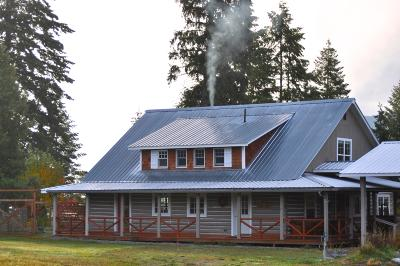 Sanders County Single Family Home Under Contract Taking Back-Up : 218 Mt-200