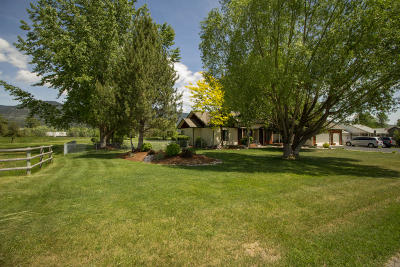 Frenchtown Single Family Home For Sale: 18050 Mullan Road