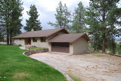 Hamilton Single Family Home For Sale: 207 Hilltop Drive