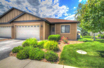 Kalispell Single Family Home Under Contract Taking Back-Up : 112 Granary Ridge Drive