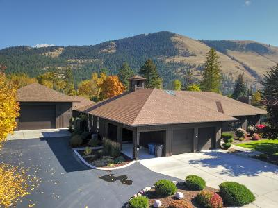 Missoula Single Family Home For Sale: 2320 Woodland Avenue