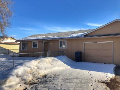 Missoula Single Family Home Under Contract Taking Back-Up : 2107 Wyoming Street