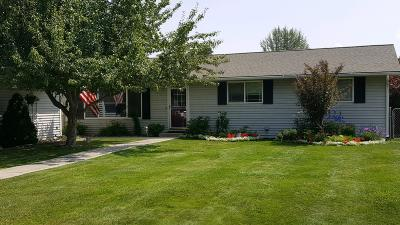 Kalispell Single Family Home For Sale: 29 Harbin Hill Road
