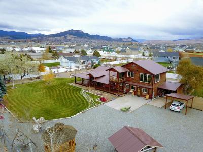 Helena Single Family Home For Sale: 3790 North Montana Avenue