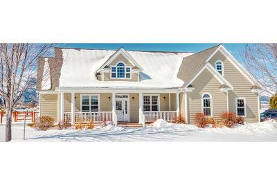 Hamilton Single Family Home For Sale: 215 Blue Lane