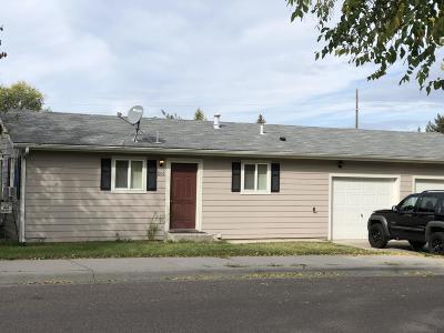 Missoula Single Family Home For Sale: 3303 Eaton Street