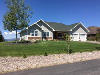Kalispell Single Family Home For Sale: 218 West Bowman Drive