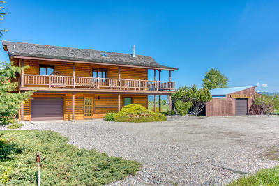 Hamilton Single Family Home For Sale: 1261 Golf Course Road