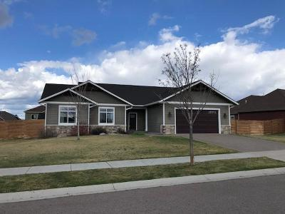 Kalispell Single Family Home For Sale: 127 Werner Peak Trail