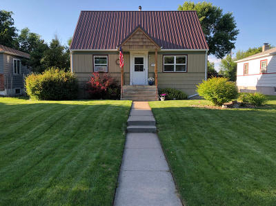Great Falls  Single Family Home For Sale: 2713 5th Avenue South