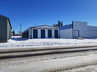 Cut Bank Commercial For Sale: 119 North Central Avenue