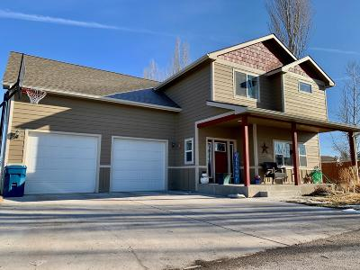 Missoula Single Family Home For Sale: 1694 Shindig Drive